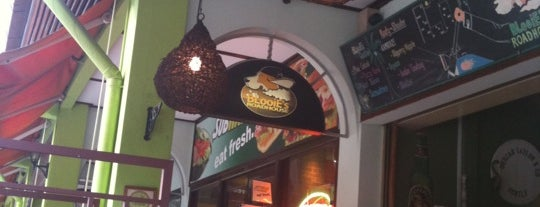 BLooiE's Roadhouse is one of 54 Dog-friendly eateries in Singapore.