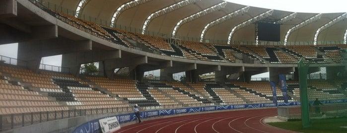 Estadio Francisco Sánchez Rumoroso is one of Estadios.