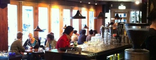 Café Nassau is one of Werkplekken.