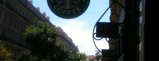 Starbucks Coffee is one of MRS.