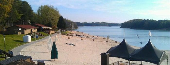 Lake Lanier Islands is one of Day Trips Around Atlanta.