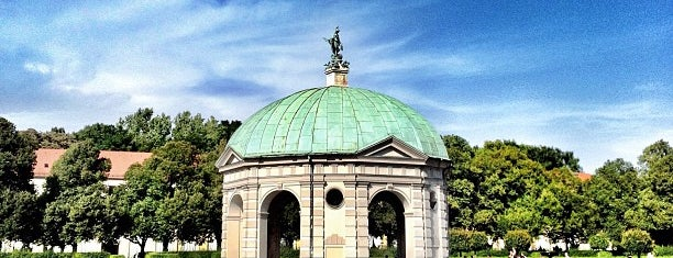 Hofgarten is one of Austria / Switzerland / Germany.