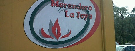 Merendero La Joya is one of Turismo en los alrededores de Xalapa.