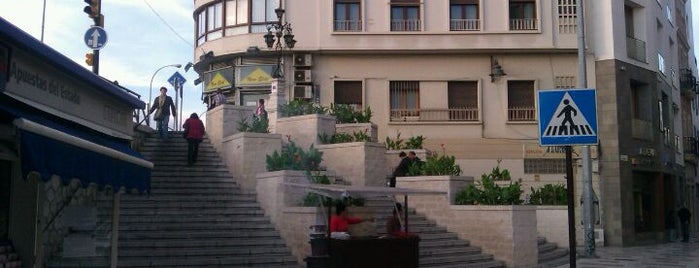 Tribuna de los Pobres is one of Málaga #4sqCities.