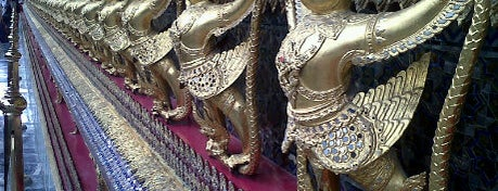 Temple of the Emerald Buddha is one of Visit: FindYourWayInBangkok.