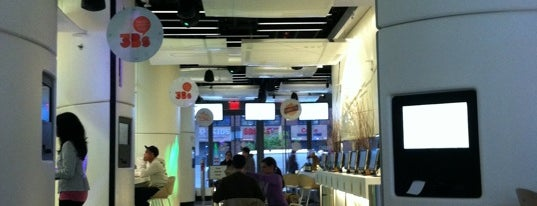 FoodParc is one of Lunch Spots in NYC.