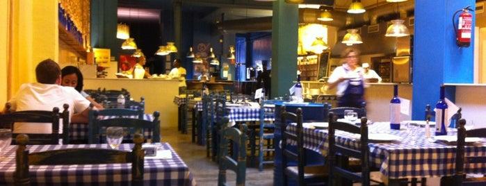 Els Pollos de Llull is one of Restaurantes.