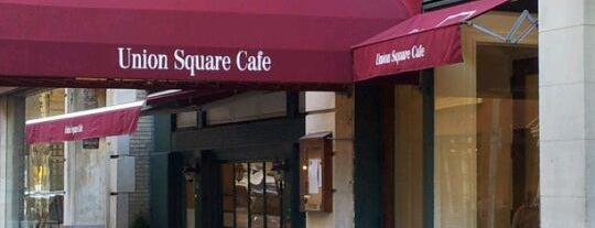 Union Square Cafe is one of Best of New York City.