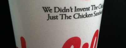 Chick-fil-A is one of Frequents.