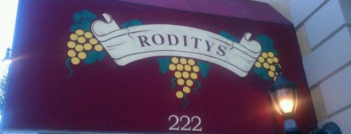 Rodity's is one of Sounds Great!.