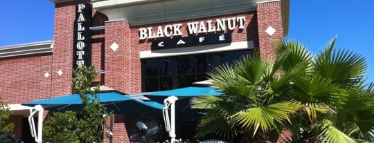 Black Walnut Café - The Woodlands is one of Where to Eat in the Woodlands.