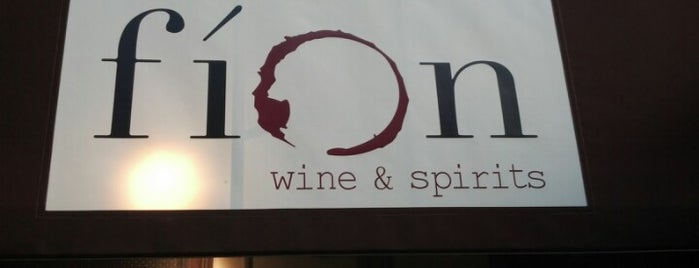 Fion Wine and Spirits is one of Angel's Envy in Chicago.