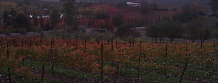 Russian Hill Estate Winery is one of Especially Pet-Friendly Wine Road Members.