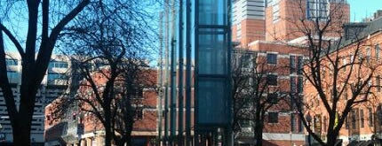 The New England Holocaust Memorial is one of Hub History.