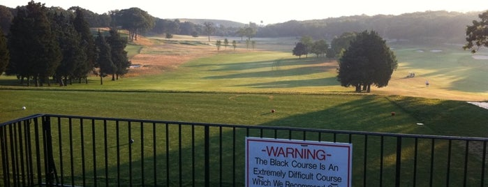 Bethpage State Park - Black Course is one of Golf Course & Driving range arround NYC.