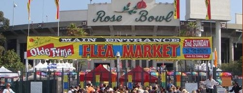 Rose Bowl Stadium is one of Lucky Magazine's Favorite LA Home Stores..