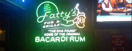Fatty's Pub & Grille is one of Official Blackhawks Bars.