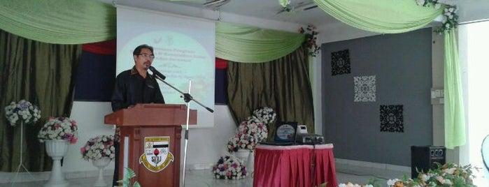 SK Bandar Jerantut is one of Learning Centers #2.