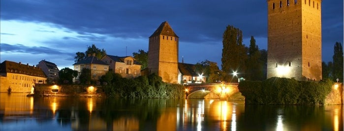 Ponts Couverts is one of Strasbourg.