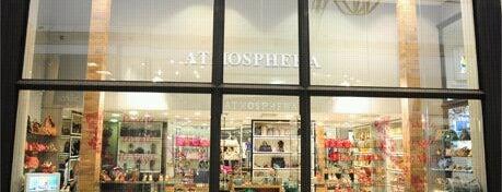 Atmosphera is one of Shopping Uberaba.