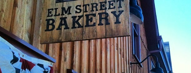 Elm Street Bakery is one of East Aurora, NY.