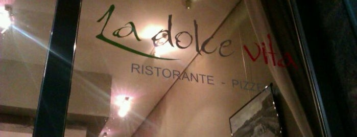La Dolce Vita is one of Italianen & Pizza's.