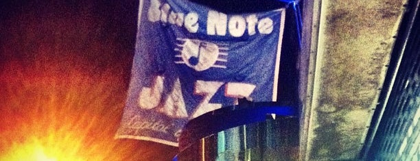 Blue Note is one of NYC to do.