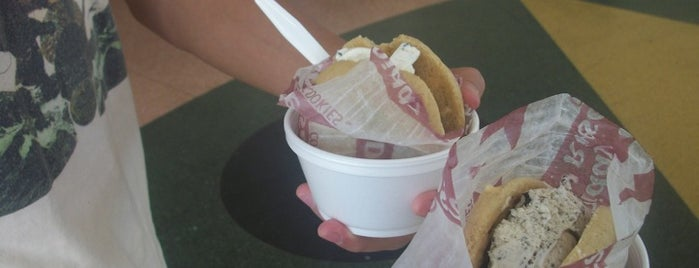 Diddy Riese is one of Top 50 restaurants in LA.