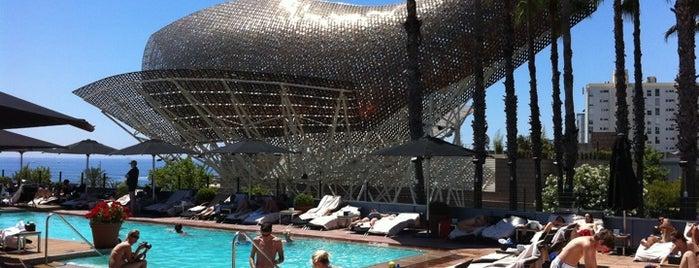 Hotel Arts Barcelona is one of Terrazas de Hotel BCN // BCN Hotel Terraces.