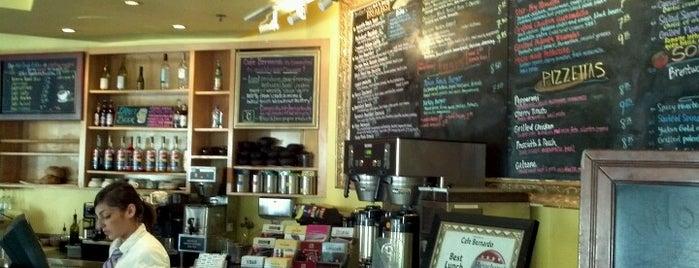 Café Bernardo is one of Traveling.
