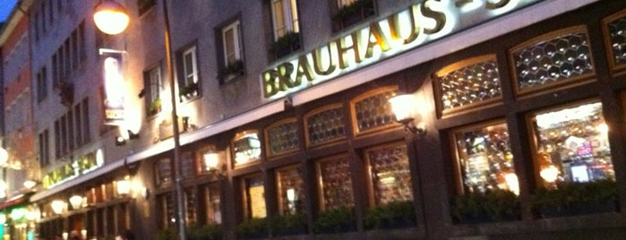 Brauhaus Sion is one of Cologne.