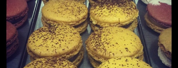 Bosie Tea Parlor is one of Macarons in NYC.