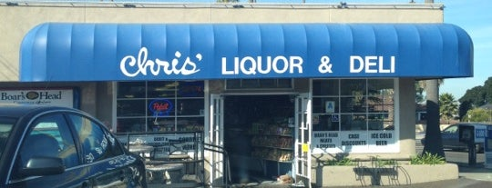 Chris' Liquor and Deli is one of Best Sandwiches in San Diego.