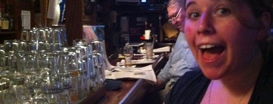The Abbey Pub is one of NYC Bars w/ Free Wi-Fi.
