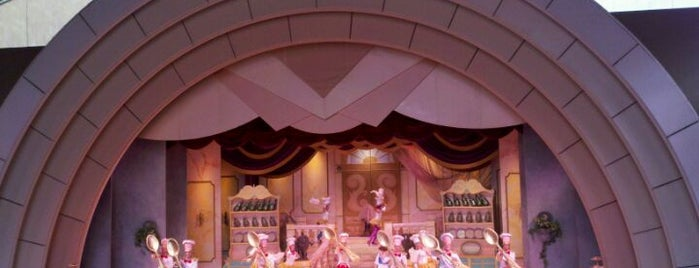 Beauty and the Beast - Live on Stage is one of Disney Sightseeing: Hollywood Studios.