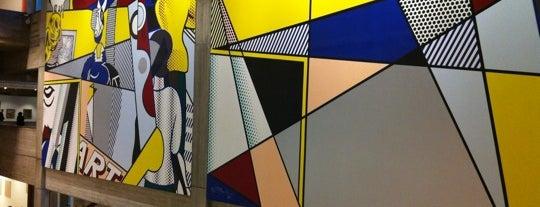 Tel Aviv Museum of Art is one of We Love Tel Aviv!  #4sqCities.