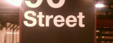 """MTA Subway - 96th St (1/2/3) is one of """"Be Robin Hood #121212 Concert"""" @ New York!."""