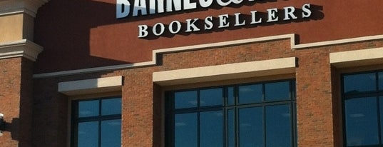 Barnes & Noble is one of Guide to Asheville's best spots.