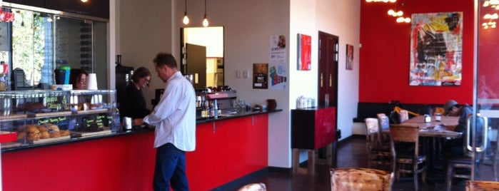 Rosso Coffee Roasters is one of World Coffee Places.