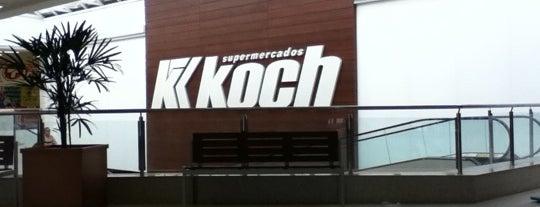 Supermercado Koch is one of Itajaí.
