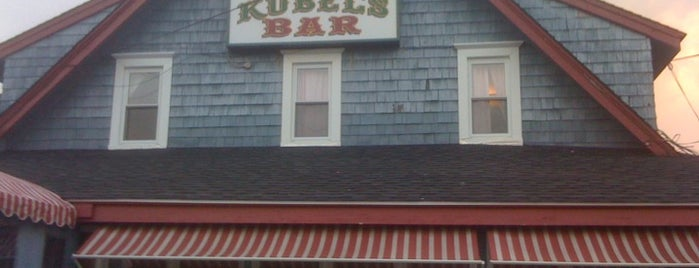 Kubel's is one of Anthony Bourdain: Parts Unknown.