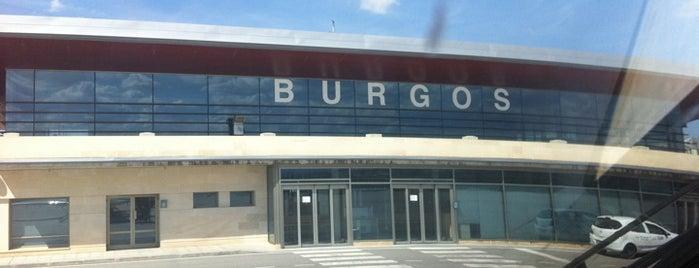 Aeropuerto de Burgos (RGS) is one of Airports in SPAIN.