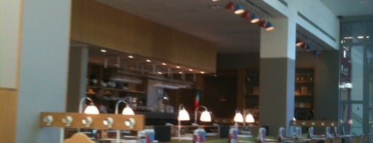 Canteen is one of Cafés with Wifi and Plugs.