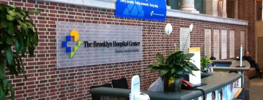 The Brooklyn Hospital Center is one of New York.