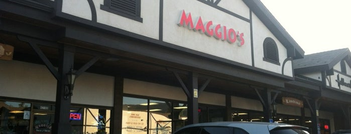 Maggio's Pizza is one of Best Eats.