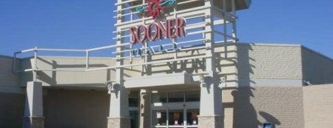 Sooner Mall is one of Norman's Sooner Sampler.