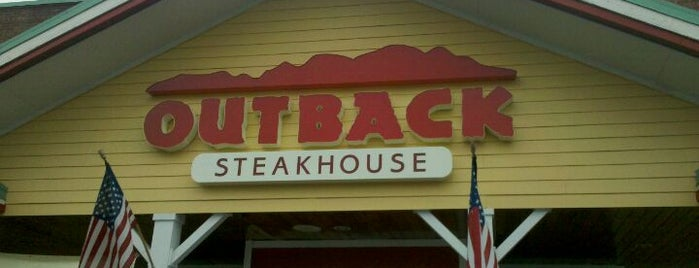 Outback Steakhouse is one of Must-visit Food in Brooklyn.
