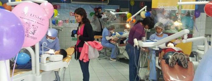 Facultad de Odontología - USMP is one of Facultades - USMP.