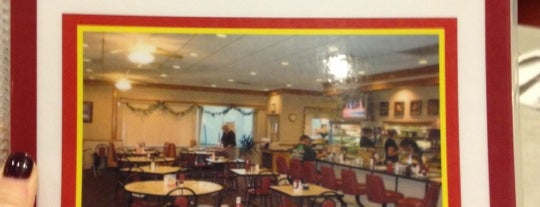 Spotswood Diner is one of The Best New Jersey Diners.