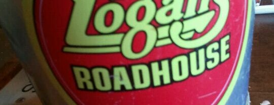 Logan's Roadhouse is one of Food.